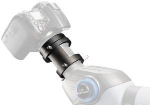 BRESSER Fotoadapter zum Anschluss von DSLR Kameras an Spektive der Dachstein, Pirsch Gen II, Corvette & Spektar Serie