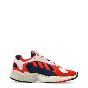 Adidas Originals Herren Sneaker YUNG-1 , Größe Schuhe:41 1/3, Farben:cwhite/cblack/conavy