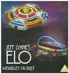 Jeff Lynne's ELO - Wembley or Bust (2 CD/1 Blu-Ray)