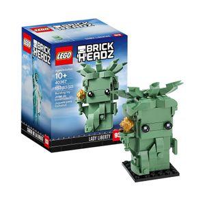 Lego 40367 BrickHeadz Freiheitsstatue