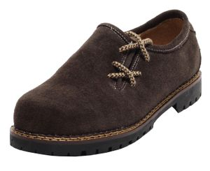Bayerische Herren Schuhe Haferlschuhe Trachtenschuhe Lederschuhe Schnürschuhe, Schuhgröße:EUR 45