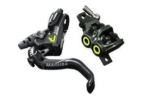 MAGURA MT7 PRO, 1-Finger HC-Hebel, links/rechts verwendbar, 2.200 mm Leitungslänge, Einzelbremse, inkl. Zubehör (VE = 1 Stück)
