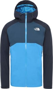 The North Face Stratos Jacke Herren clear lake blue/urban navy/blue wing Größe L