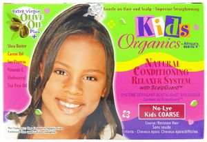 Africa's Best Kids Organic Relaxer System Course