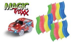 Magic Traxx Race Bahn 223-teilig - Transportbox