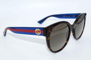 GUCCI Sonnenbrille Sunglasses GG 0035 004