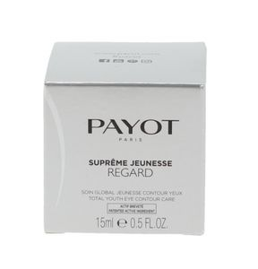 Payot Supreme Jeunesse Regard Total Youth Eye Contour Care 15ml