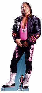WWE - Wrestling - Hart, Bret - Pappaufsteller Standy - 84x185 cm