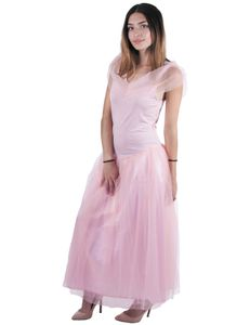 Romantisches Prinzessinnen-Kostüm für Damen rosa