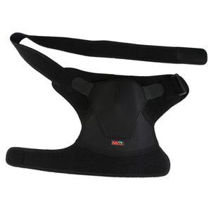 Schulterbandage, Verstellbare Schulterstütze Schulter Gurt Band für linke oder rechte Schulter Größe Recht