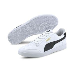 PUMA Shuffle Sneaker puma white/puma black/puma team gold 43