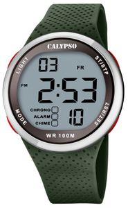 Calypso Digital Uhr Armbanduhr K5785/5 Watch