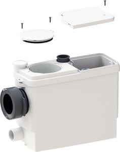 SFA WC-Kleinhebeanlage SaniPack Pro UP weiß
