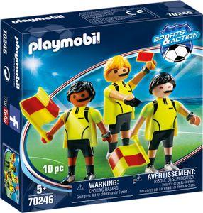 PLAYMOBIL, Schiedsrichter-Team, Sports & Action, 70246