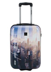 Saxoline Kinder Handgepäck Koffer Trolley statt Manhattan 52 klein Bowatex