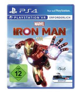 Sony PlayStation Marvels Iron Man VR