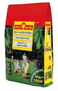 Wolf-Garten Sport- und Spielrasen Samen LG 500, 372021