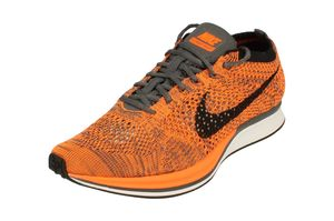 Nike Flyknit Racer Unisex Running Trainers 526628 Sneakers Shoes 810