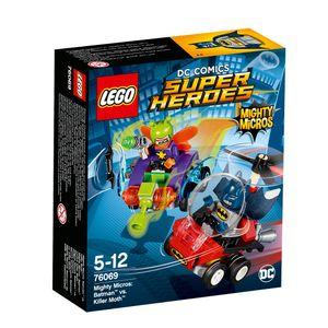 LEGO® DC Universe Super Heroes™ Mighty Micros: Batman™ vs. Killer Moth™ 76069
