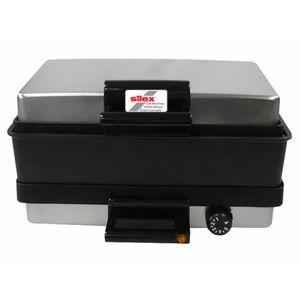 Silex Multigrill Kontaktgrill Silber + Kasserrolle Bratpfanne Toaster Tavasi