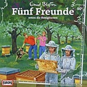 Fünf Freunde-090/retten die Honigbienen