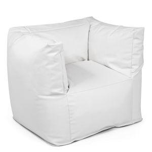 Outbag - Outdoor Sitzsack - Sessel Valley - Bezug Skin Weiß - wetterfest