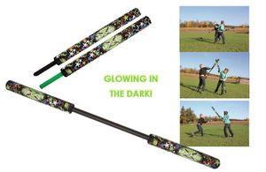 Sunflex Fandango Striker Glow + Rebell Glow Set   Striker Rebell Junior Glow PRO Schaumstoff Schwerter Striker PRO