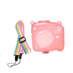 Schöne Kamera Silikon Fall wasserdicht MINI8 fluoreszierende feine Qualität leichte wasserdichte stilvolle Silikonhülle
