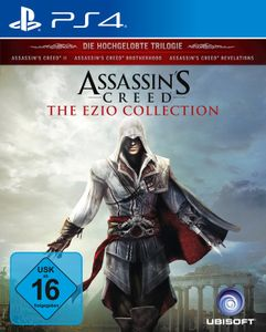 Assassin´s Creed  Ezio Collection  PS4