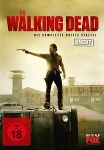 The Walking Dead - Season 3 (uncut Steelbook)