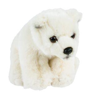 Kuscheltier Eisbär stehend 20 cm