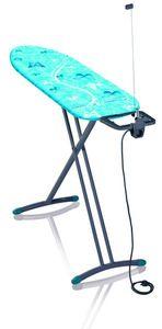 LEIFHEIT Bügelbrett Bügeltisch Bügel Tisch Brett Dampfbügeln Steckdose