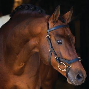 Horseware Rambo Micklem Multi - black, Größe:Pony (S)