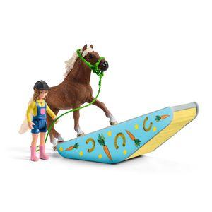Schleich Pony Agility Training, 42481