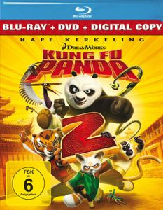 Kung Fu Panda 2  (+ DVD) (inkl. Digital Copy)