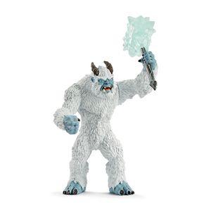 Schleich Eldrador Figur Sammelfigur Eismonster mit Waffe