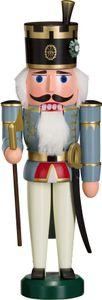 Nußknacker Figur Weihnachten original Erzgebirge Seiffen Offiziant 11306 NEU