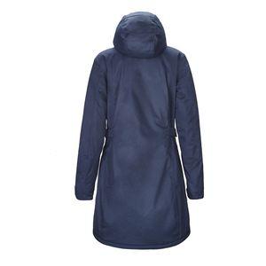 Killtec Parka Damen Wasserdicht mit abzippbarer Kapuze, Farbe:Blau, Damen Größen:48