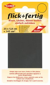 KLEIBER Reparatur-Set Flick + Fertig kornblau
