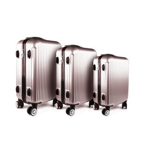 Kofferset 3-tlg High Level