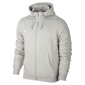 Nike Sweatshirts JR Team Club Fullzip Hoody Jacket, 658499050, Größe: S
