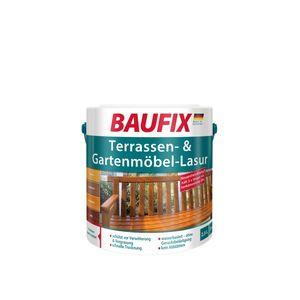 BAUFIX Terrassen- und Gartenmöbel-Lasur bangkirai
