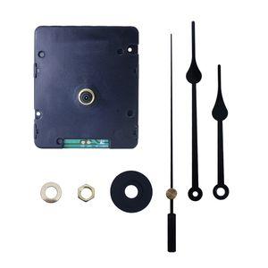 Funk-Uhrwerk mit Uhrzeigerset, Funkuhrwerk Uhrwerk für Wanduhr zum Basteln, Funkuhr (Achslänge 17mm)