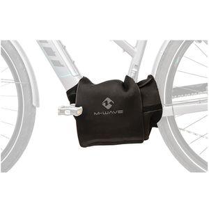 M-Wave schutzabdeckung Motor E-Bike 35 cm Neopren schwarz