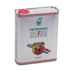 Petronas Selenia Motoröl Öl 10W50 2L 2 Liter Approval Abarth N°0101