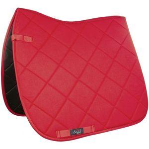 HKM Schabracke -Allround-, Farbe:3000 rot, Größe:Dressur