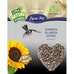 25 kg Lyra Pet® Sonnenblumenkerne gestreift HK Österreich