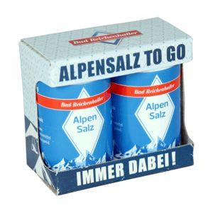 AlpenSalz Bad Reichenhaller Ministreuer to go 2x10g