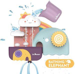 Kinder badespielzeug, Badewannenspielzeug mit Tasse, Wasserspielzeug Geschenk für Junge Mädchen
