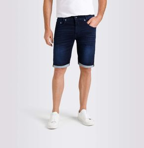 MAC Herren Jeans JOG'N BERMUDA light sweat Denim dark indigo Art.Nr. 0994056200 H726*, Größe:32, Farben:H726 dark indigo authentic 3D used